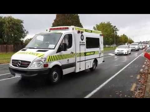 Ullysses Ride for St Johns Ambulance Anzac Day 2017