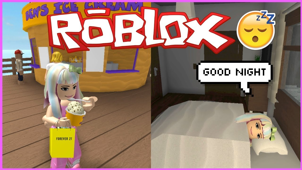After School Night Routine In Bloxburg Roblox Roleplay Titi