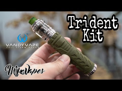 Vandy Vape Trident 18650 Tube Mesh Kit