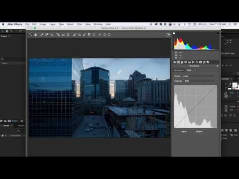Magic Lantern RAW Post Workflow