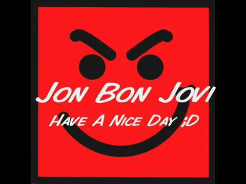HAVE A NICE DAY CHORDS (ver 2) by Bon Jovi @ Ultimate ...