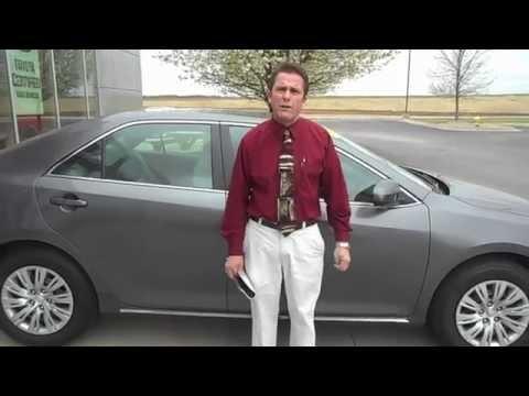 Crown Toyota Of Lawrence,KS Introduces: Bill Simon Icebreaker