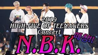 2019 H.O.T. 콘서트 N.B.K. 떼창!!