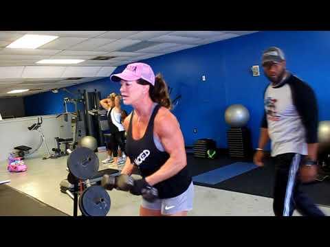 Sandra Ann Cote Shoulder Workout