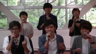 神戸大学アカペラサークルGhannaGhanna所属 神戸切子 です。3回生6人で...