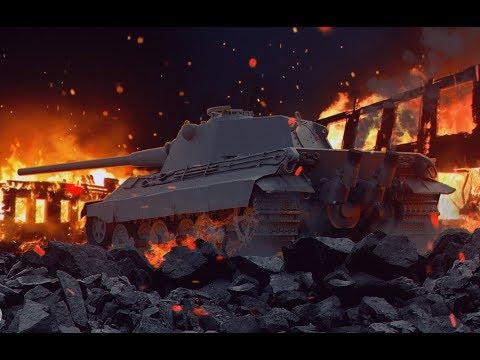 Танкосмотр2019 #15. Германия. Средние Танки. (ветка E 50 М) | World Of Tanks