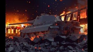 Танкосмотр2019 #15. Германия. Средние Танки. (ветка E 50 М)   World of Tanks