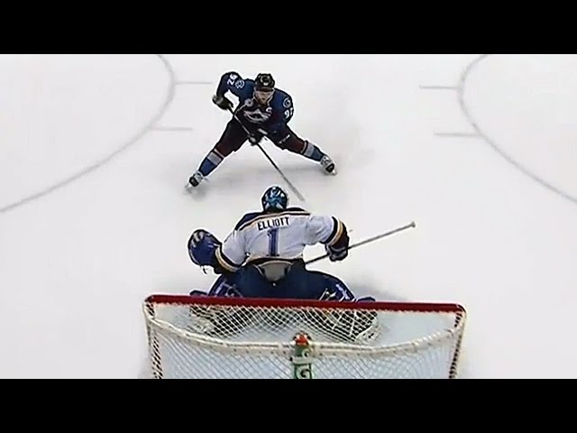 Shootout: Blues vs Avalanche
