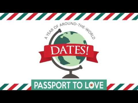 Passport To Love - A Year Of Date Nights!