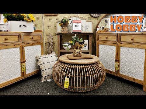 Hobby Lobby - COME WITH ME DECOR CLEARANCE 2019