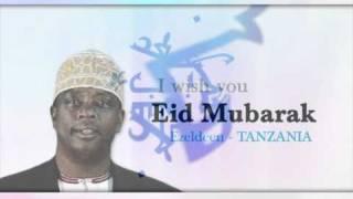Eid-ul-Fitr: Eid Messages (Tanzania)