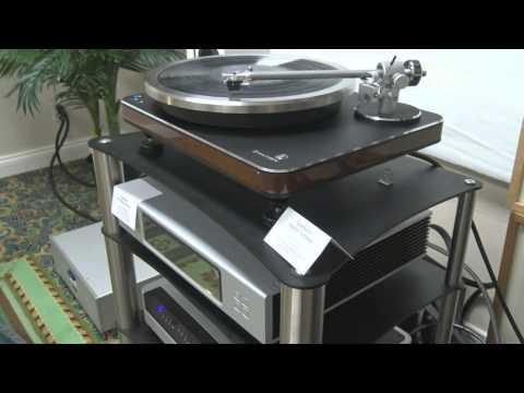 Neat Acoustics Ultimatum XL10 Speakers with Audia Flight Amp