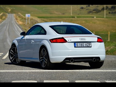 audi tt 2015 prueba youtube. Black Bedroom Furniture Sets. Home Design Ideas
