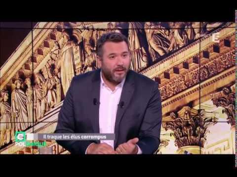 Philippe Pascot dans C Polémique / Affaires et politique : la dictature de la transparence ?