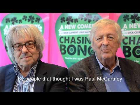 Chasing Bono - an interview with Dick Clement & Ian La Frenais