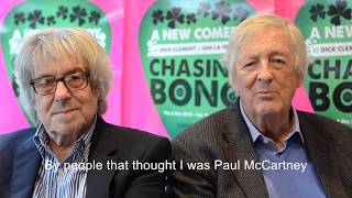 Chasing Bono - an interview with Dick Clement & Ian La Frenais
