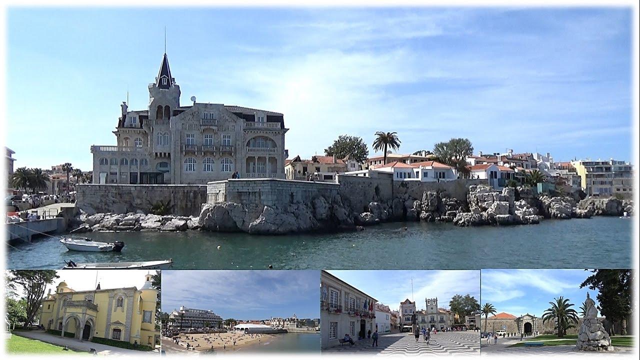 CASCAIS, Lisboa - YouTube