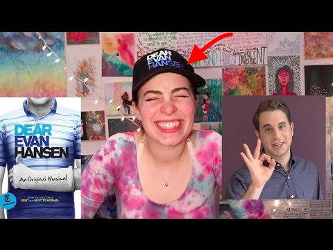 I SAW DEAR EVAN HANSEN IN NYC!! Review + Merch + Thoughts