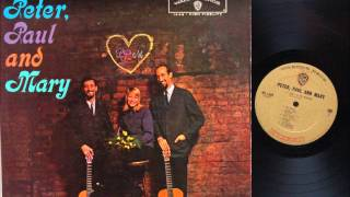 Autumn To May , Peter Paul & Mary , 1962 Vinyl