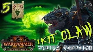ELF THINGS MUST PAY | Clan Skryre Skaven Vortex Campaign #5 - Total War Warhammer 2