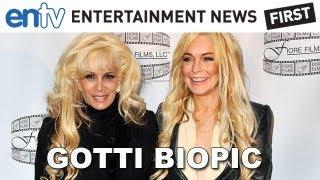 "Lindsay Lohan Gotti Biopic: LiLo Pulling Out of ""Travolta & Pacino"" John Gotti Film"