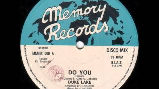 Duke Lake ‎– Do You (12