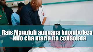 LIVE:Mapacha Maria na consolata walivyozikwa leo