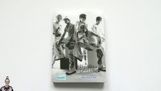 [ASMR] Unboxing TVXQ! 동방신기 The 2nd Story Book The Way U Are