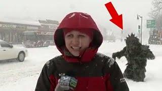5 Cudovista Snimljenih U Pozadini Videa