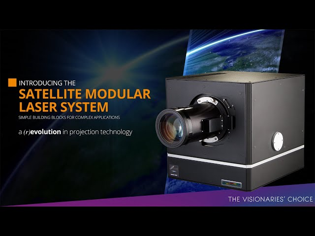 The Satellite Modular Laser System: Revolutionary Projector Design Splits Optics from Light Engine