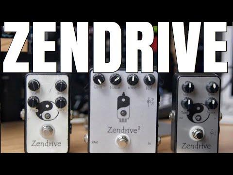 Hermida Audio Zendrive Shootout | Original vs Modded vs Zendrive 2