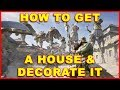 Dynasty Warriors 9: How to Get a House & Decorate the Hideaway