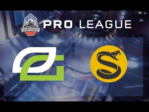 Round 5 - Optic Gaming vs Splyce - NA HCS Pro League Summer 2017 Season