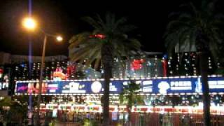 Riviera Hotel and Casino in Las Vegas, NV Nevada on The Strip Neon Lights