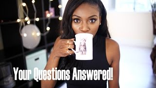 YOUR Q&A's | MY JOB, KIDS, HOW I MET MY MAN, FAVOURITE PLACES, LANGUAGES & MORE Thumbnail
