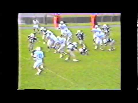 Oceanside, NY vs. Port Washington HS Football 1989