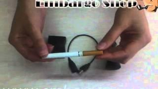 Электронная сигарета E-Health E-Cigarette, The One(, 2011-10-05T14:10:19.000Z)