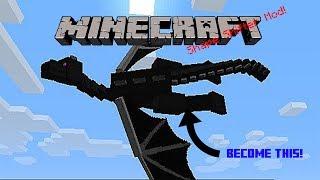 Minecraft: SHAPE SHIFTER MOD!