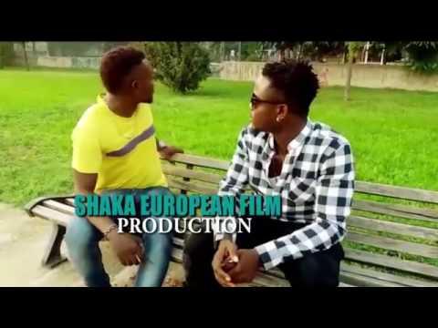 Shaka Gboia and Osayede in Europe . SHAKA EUROPEAN FILM PRODUCTION