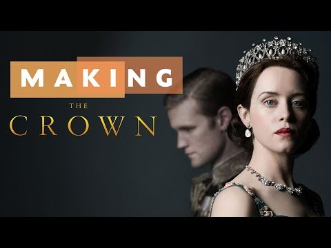 Making Of The Crown | Interviews With Claire Foy, Vanessa Kirby & More