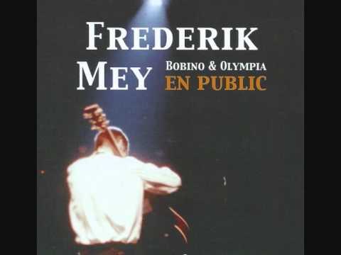 "Frédérik Reinhard Mey ""Daddy blue"" (Bobino 1969)"