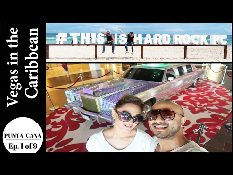 DOMINICAN REPUBLIC - PUNTA CANA  |  HARD ROCK HOTEL & CASINO