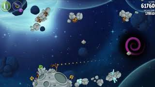 Angry birds space boss