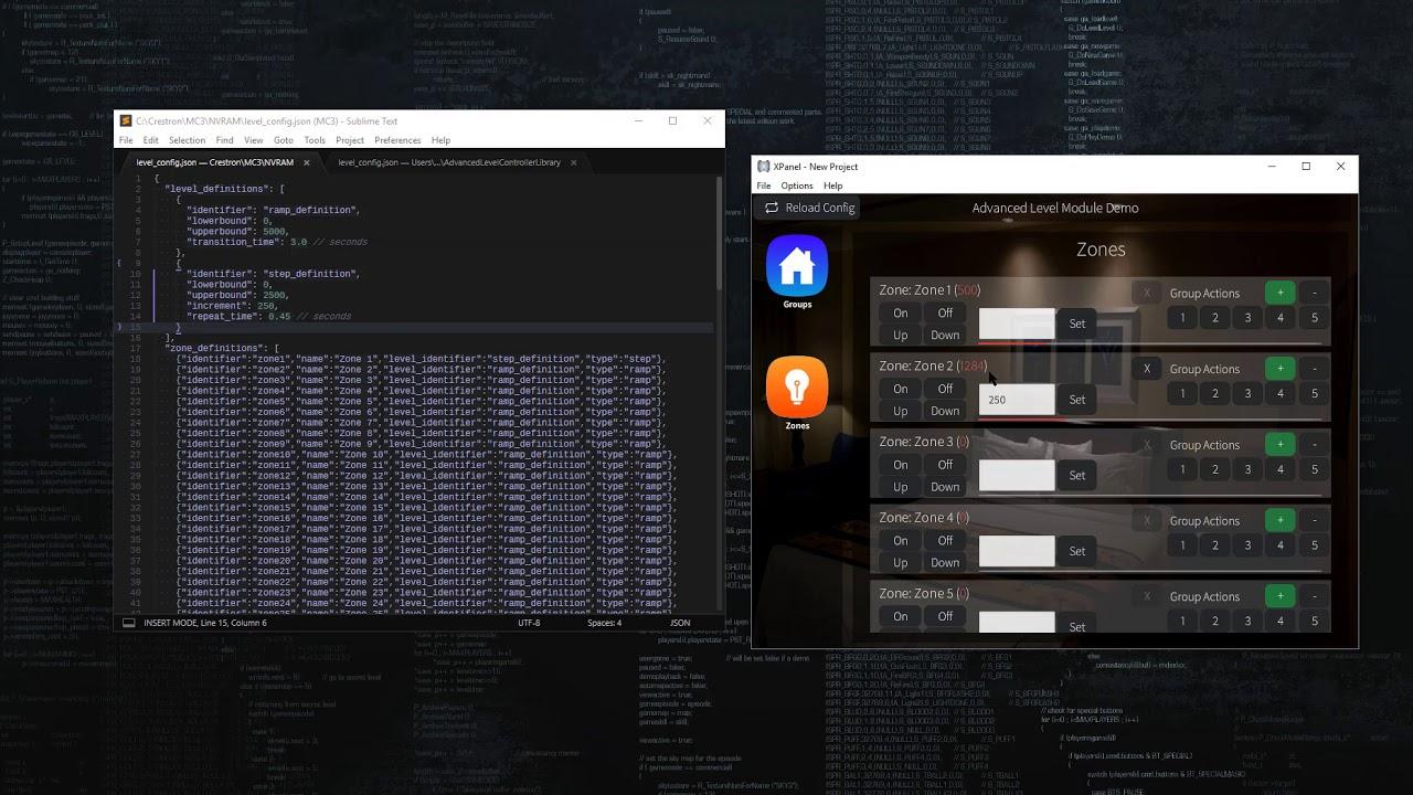 Advanced Level Controller 1 0 (Demo Version) – SharptoothCode