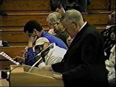 Wayne Perkins at BIA hearing