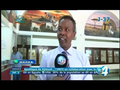 Télé Djibouti Chaine Youtube : JT Somali du 21/05/2017