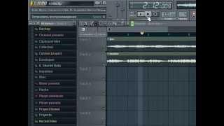 Смотреть клип FL Studio 10   Очень красивая музыка онлайн