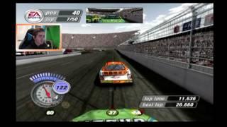 making rivals martinsville   nascar thunder 2004 career mode race 9 36
