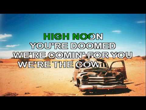 Karaoke Pantera - Cowboys From Hell