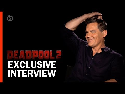 UNCUT 'Deadpool 2' Interviews | Rotten Tomatoes